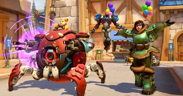 Overwatch cross-play to Switch, PlayStation, Xbox, and PC