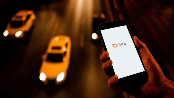 China's ride-hailing firm Didi files for US IPO