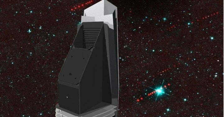 NASA to Build an Asteroid Hunting Space Telescope