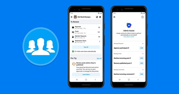 Facebook Launches New Admin Tools to Help Moderate Communities