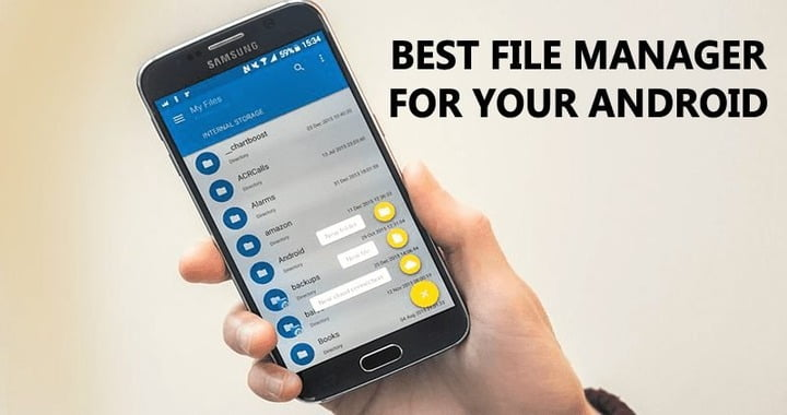 10 Best File Managers for your Android Device