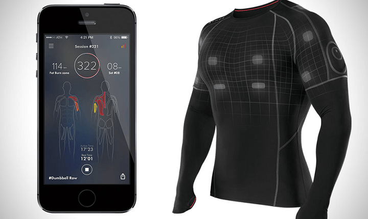 Smart clothing will monitor your health