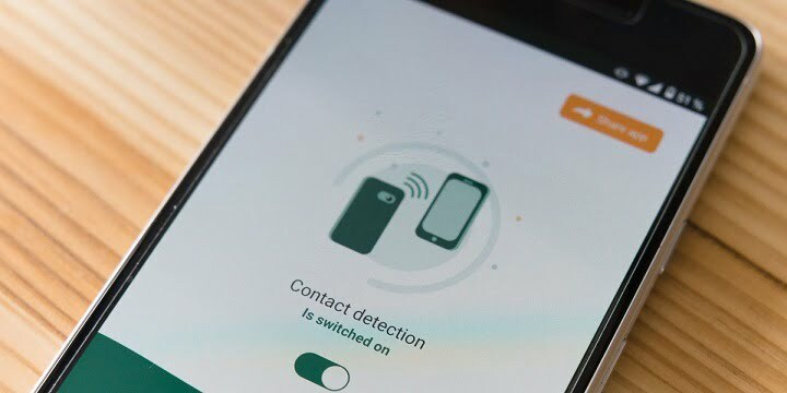 Google Sneakily Installed COVID Tracking App on Android