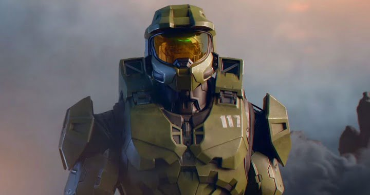 Halo Fan Gets Incredible Master Chief Tattoo