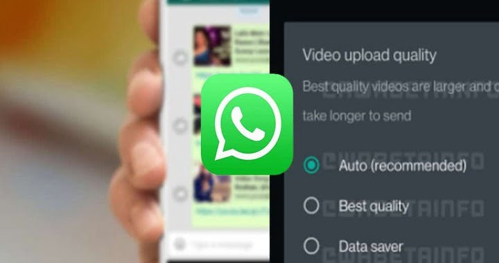 WhatsApp New Video Quality Selection Feature