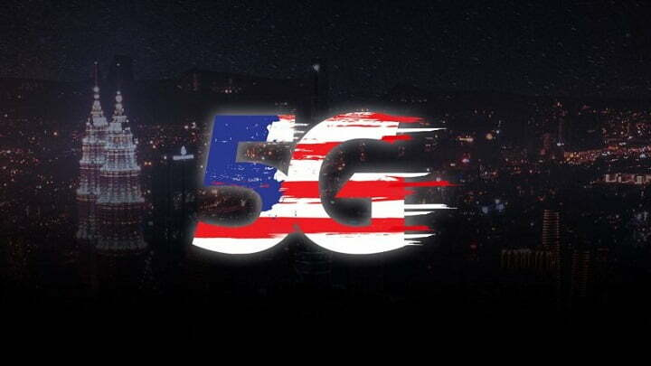 DNB on track to launch Malaysia's 5G network by end of 2021