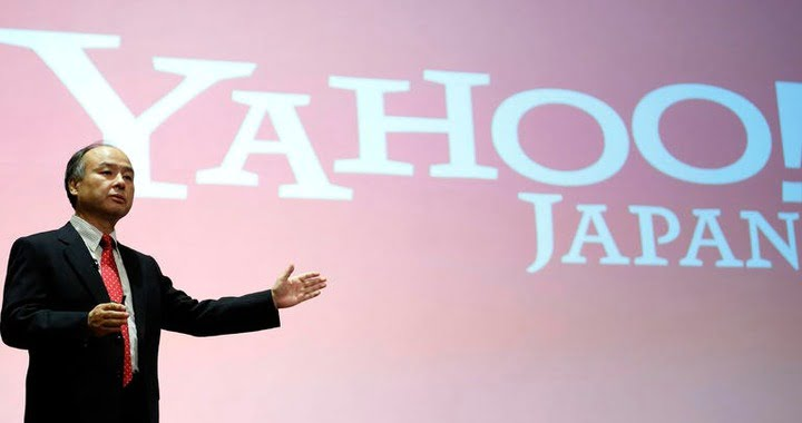 SoftBank pay ¥178.5 billion for licensing rights of Yahoo Japan