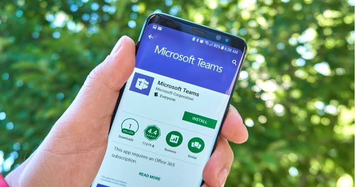 Microsoft Teams update prevent overloading your cloud storage