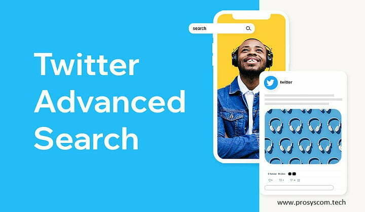 Twitter latest 'Advanced Search' feature Option