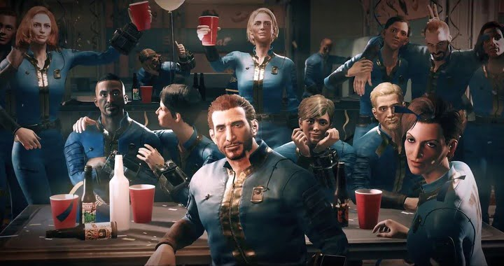 Fallout 76 Update Custom Worlds In September For All Players