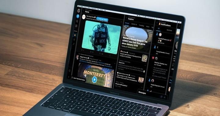 Twitterannounced update version of TweetDeck include new features