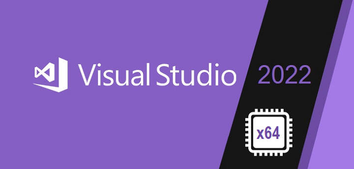 Microsoft Visual Studio shift to 64-bit platform in 2022