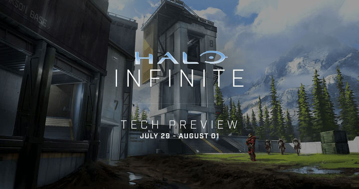 Halo Infinite first multiplayer mode beta start on July 29th