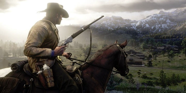 Red Dead Redemption Map Combines the Two Games Together