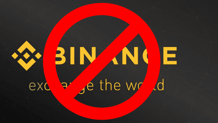 Binance banned in Malaysia, 14 days to shut down all operations
