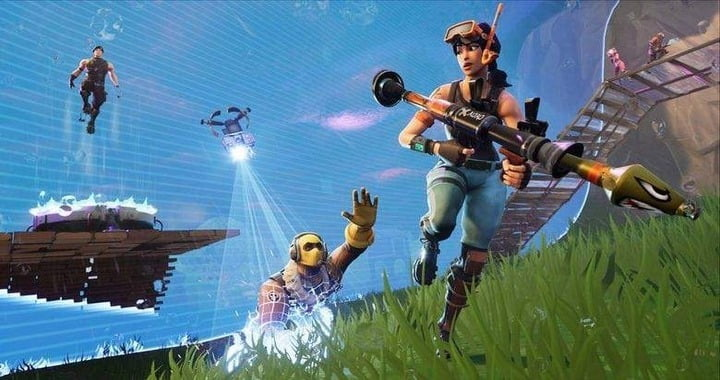 Fortnite Players Call on Epic to Fix Team Rumble
