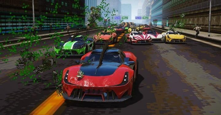 Gory racing game Carmageddon returns in Wreckfest