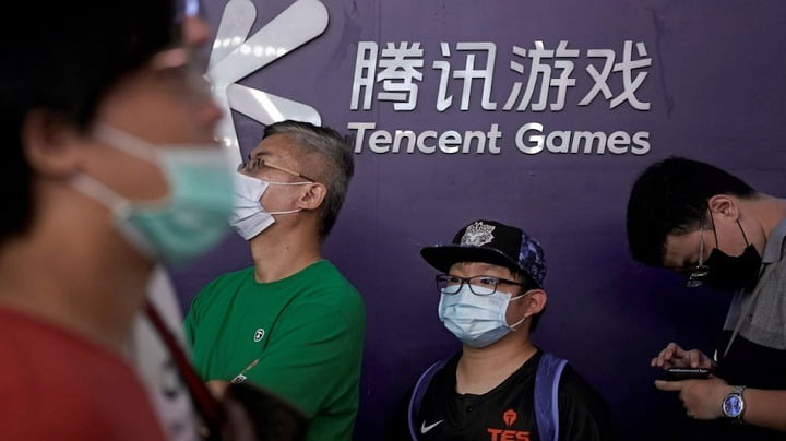 Tencent games restrictions on minors to play 'Honor of Kings'