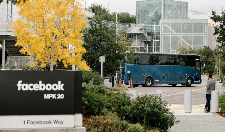 Facebook delays office reopenings until 2022