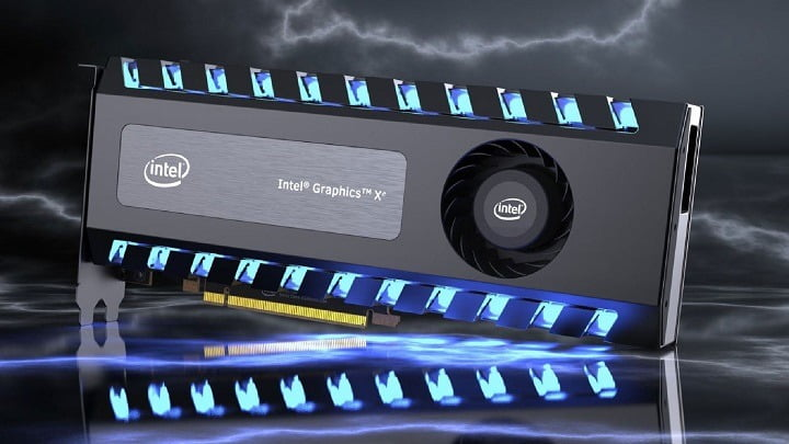 Intel 'Graphics Cards' Coming End Of March 2022