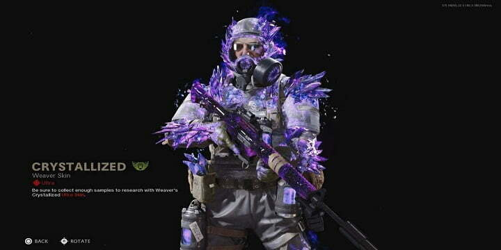 Call of Duty: Black Ops Cold War Skin is Breaking Aim Assist