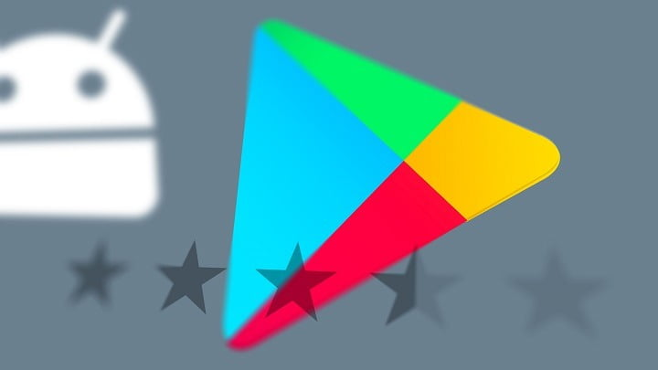 Google customize Play Store app ratings for users by country and device