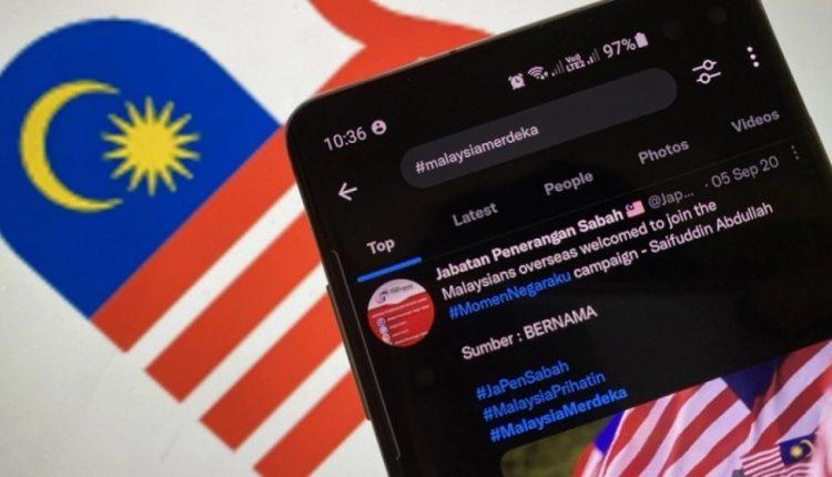 Twitter releases special Emoji for Malaysia's Merdeka celebration