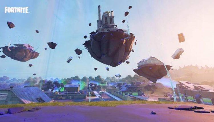 New Fortnite Leaks Reveal Season 7 Live Event Details