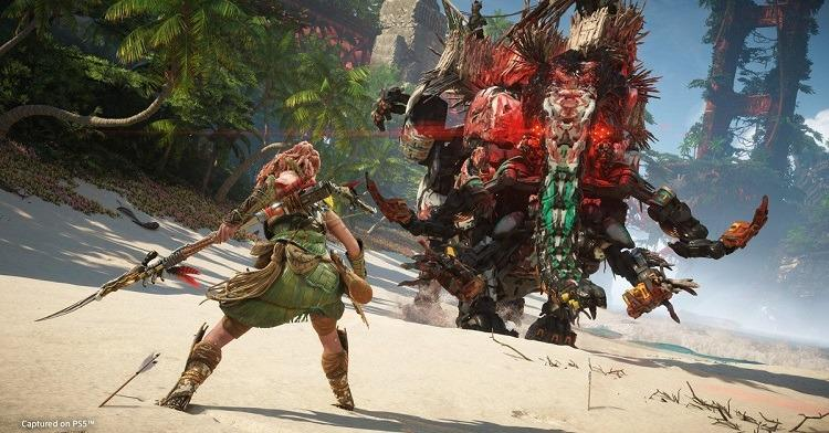 Horizon Forbidden West free upgrade from PS4 to PS5