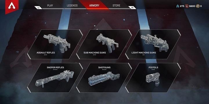 Apex Legends Event Trailer Leaks New Energy Weapon
