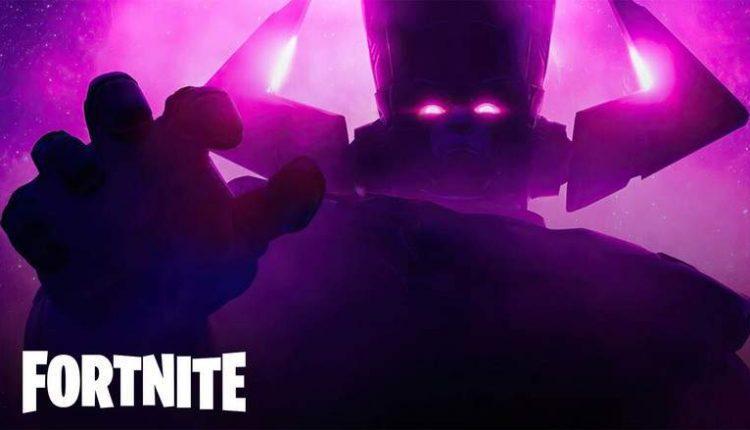 Fortnite Season 8 Live Event Borrows From Galactus & Black Hole