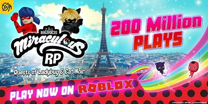 Toya raises $4M after Miraculous Ladybug crosses 200M plays on Roblox