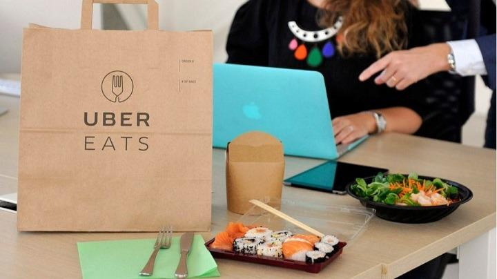Uber Eats for Business wants to deliver treats for hybrid workers