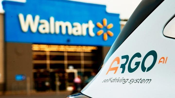 Walmart launch 'autonomous grocery delivery service' with Ford
